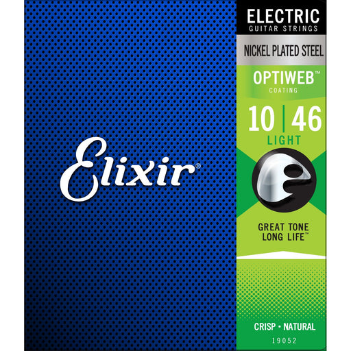 Elixir - Electric Optiweb Light Strings 10 - 46
