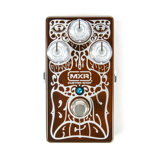 MXR® BROWN ACID™ FUZZ CSP038 Guitar Effect Pedal