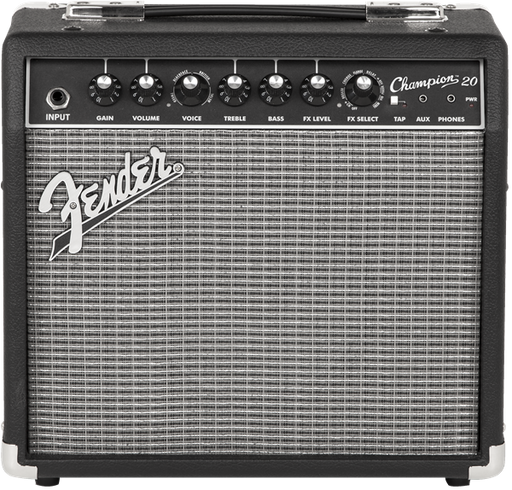 Fender Champion™ 20W Combo, 230V EU DS