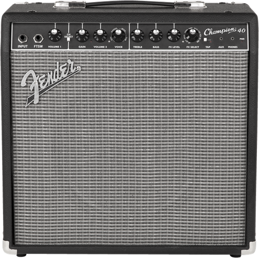 Fender Champion™ 40W Combo, 230V EU DS