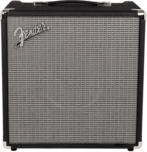 Fender Rumble™ 40 Bass Amplifier (V3), 230V EUR, Black/Silver