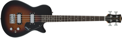 Gretsch G2220 Electromatic® Junior Jet™ Bass II Short-Scale, Black Walnut Fingerboard, Tobacco Sunburst