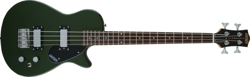Gretsch G2220 Electromatic® Junior Jet™ Bass II Short-Scale, Black Walnut Fingerboard, Torino Green