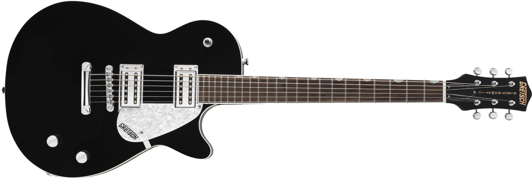Gretsch G5425 Electromatic® Jet Club, Rosewood Fingerboard, Black