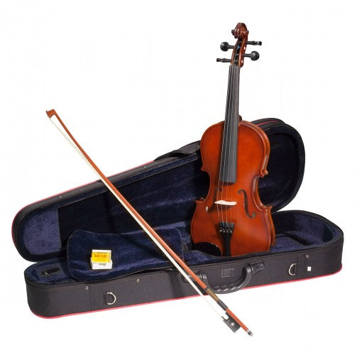 HIDERSINE VIOLIN INIZIO 1/8 OUTFIT with Case