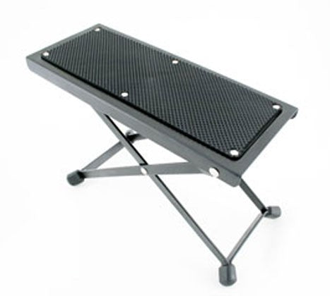 TGI METAL FOOTSTOOL FOR GUITAR