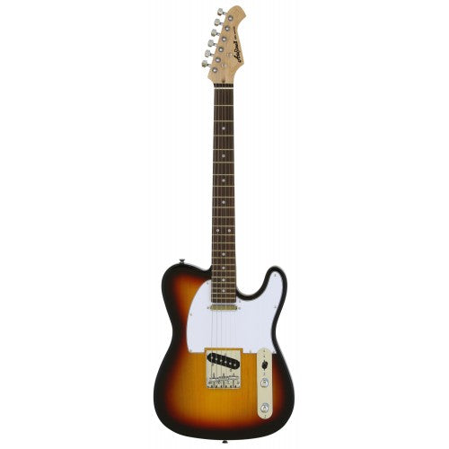 Aria 615 Frontier T Style Electric Guitar - Sunburst