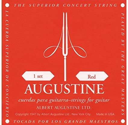 Augustine Medium Tension Classical Guitar Strings