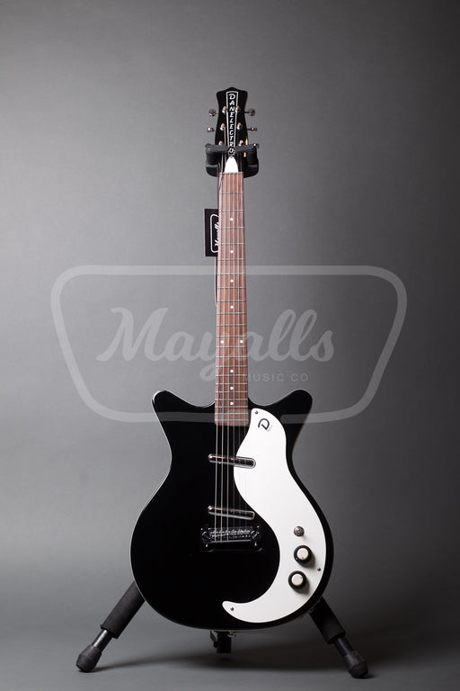 Danelectro DC59M NOS - Back to Black