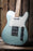 2003 Fender Telecaster Mex Blue Electric Guitar - Pre-owned