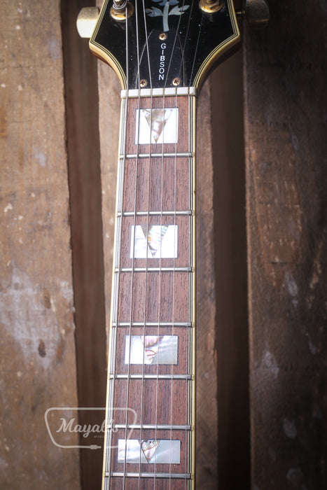 1989 Epiphone Sheraton Semi-Acoustic Electric Guitar - Pre-owned