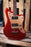 Fender Squier Jazzmaster Deluxe ST - Candy Apple Red - Pre-owned