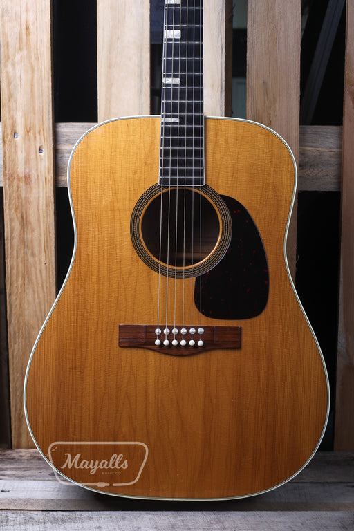 1968 LEVIN LT-18 GOLIATH Acoustic Guitar - Pre-owned