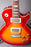 1991 Greco LP Japan Guitar in Cherry Flame Sunburst