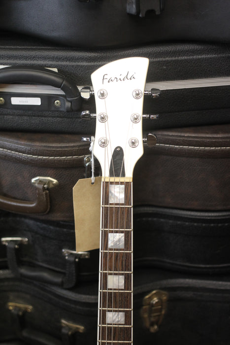 Farida GNA TV 14/25 Limited Run Electric Guitar - Pre-owned