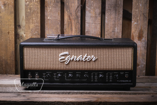Egnater Tweaker 40w Valve / Tube Head Amp - Pre-owned