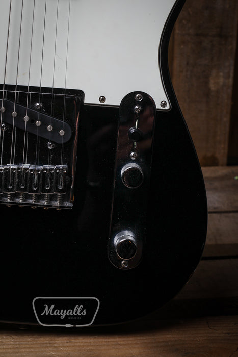 2014 Fender Telecaster in Black Electric Guitar - Pre-owned