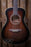 Vintage Acoustic Folk Style Guitar V300 Antiqued
