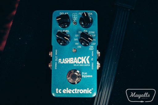 TC Electronic Flashback Delay Guitar Pedal