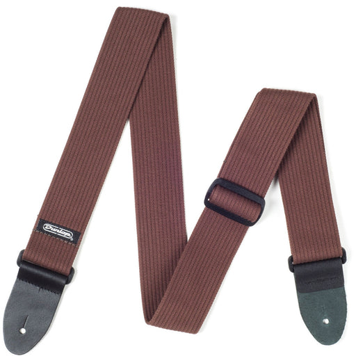 Dunlop Guitar Strap - Brown