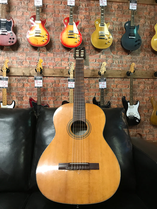 S. Yairi 1966 Soloist Classical Guitar Made in Japan for B & M of London