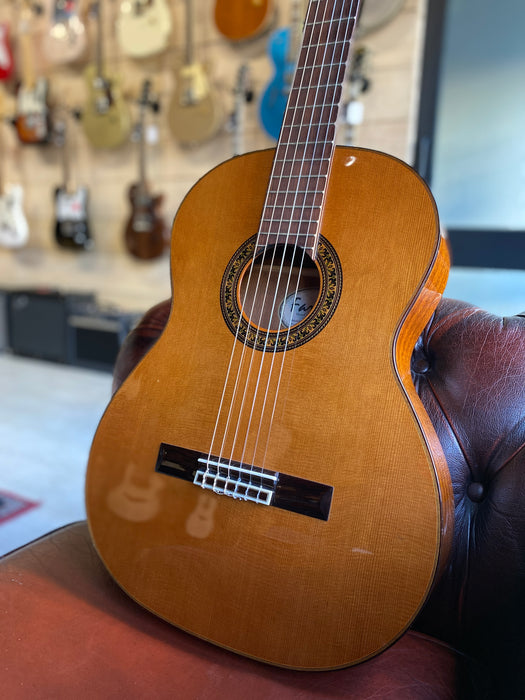 2014 Farida CC-10 Natural Solid Top Classical Guitar w/case