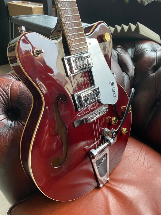2008 Gretsch G5122 Electromatic 125th Anniversary w/case - Gloss Red