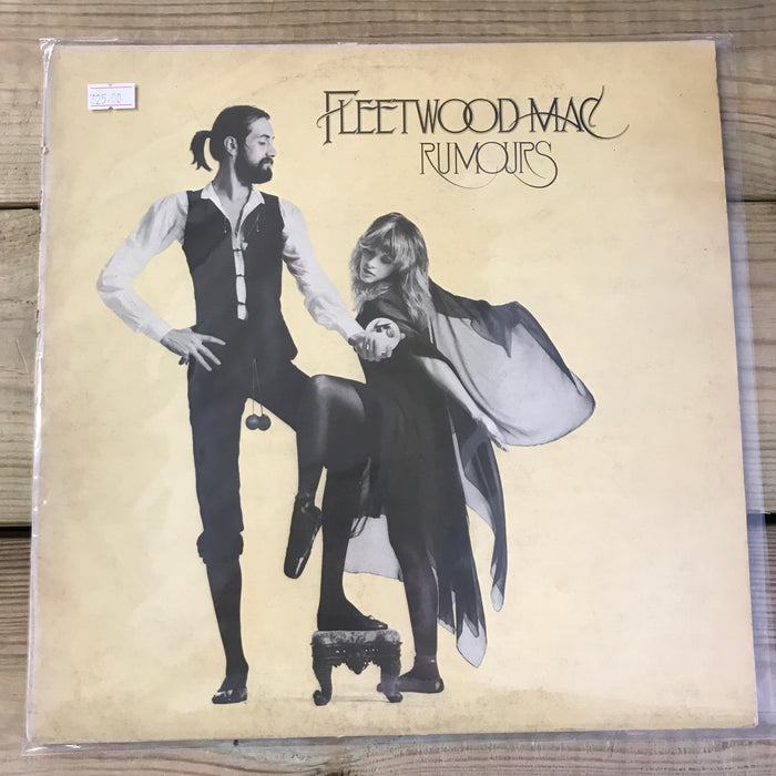 Fleetwood Mac Rumours 1977 Vinyl Record - Pre-owned