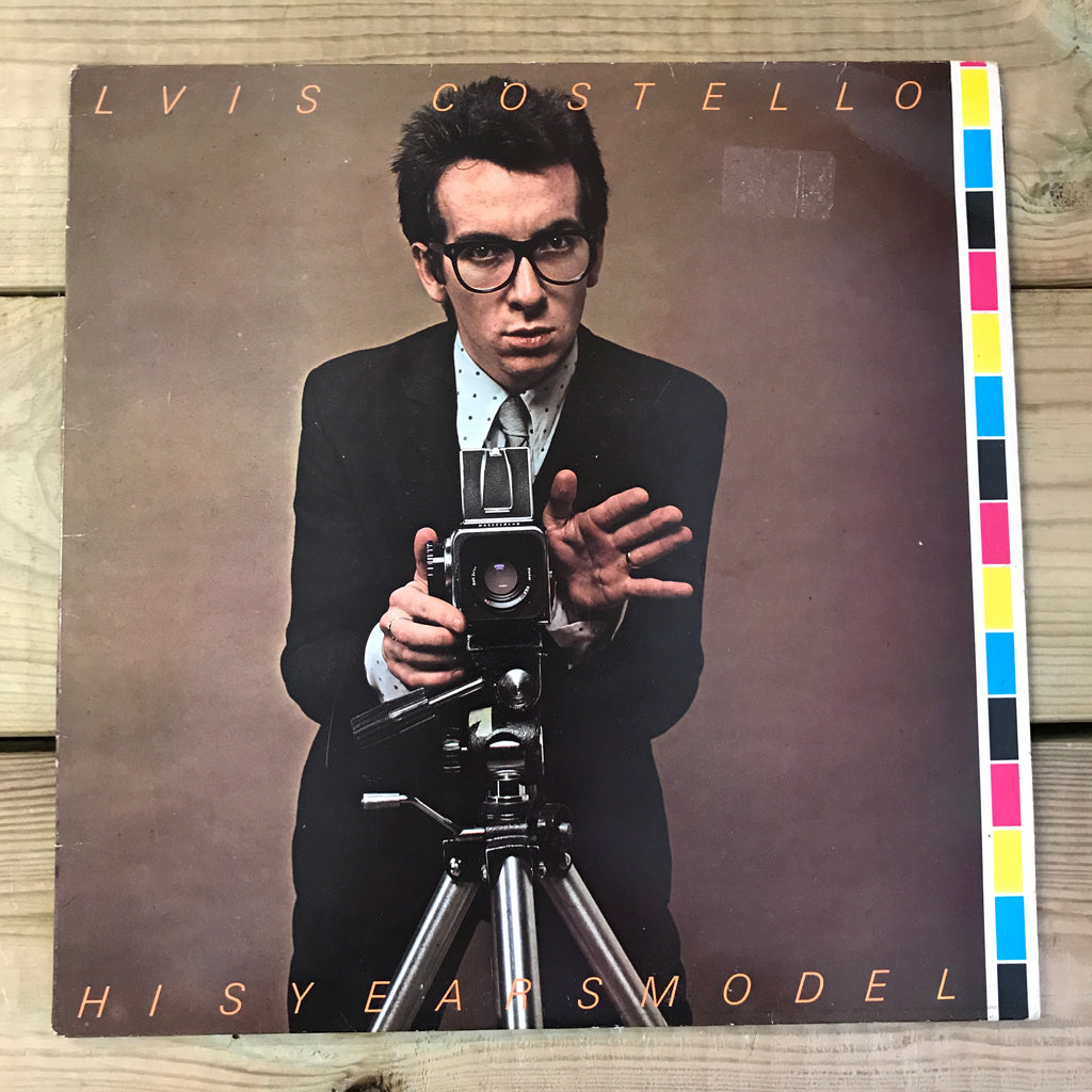 Elvis Costello This Years Model 1978 Vinyl Record - Pre-owned