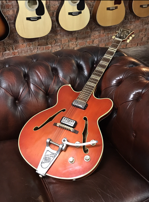 Hofner Verithin Semi-Acoustic 1964