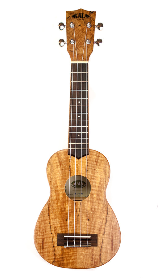 Kala KA-SMS Spalted Maple Soprano
