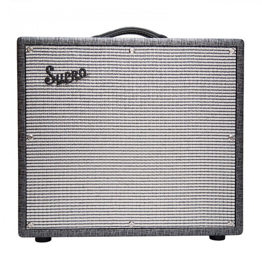 Supro Black Magick 1 x12 Tube Amp with Tremolo ~ UK 240V