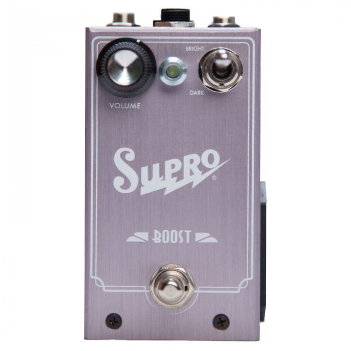 Supro Boost Guitar Effect Pedal 1303