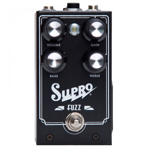 Supro Fuzz Guitar Effect Pedal 1304