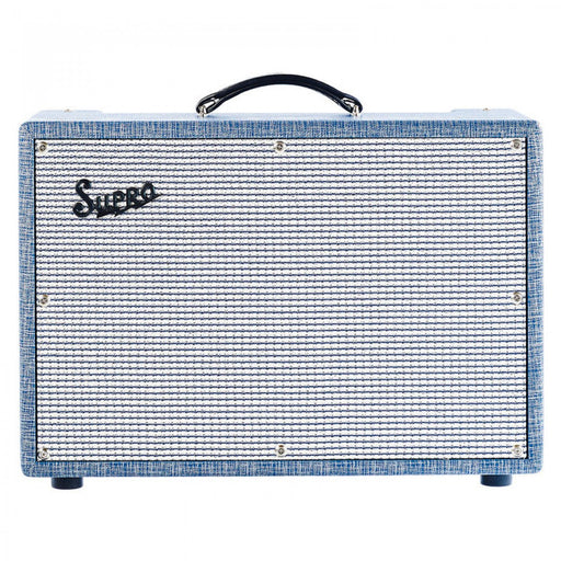 Supro Dual-Tone 1 x 12 Tube Amp with Tremolo ~ UK 240V