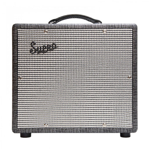 Supro Comet 1 x10 Tube Amp with Reverb, Tremolo & Switchable Power