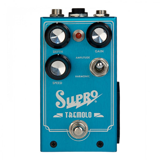 Supro Tremolo Guitar Effect Pedal