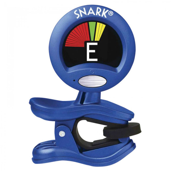 Snark SN-1X Clip-On Tuner with Metronome for Guitar, Bass, Ukulele, Banjo, Violin. - Black