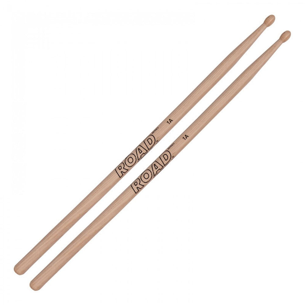 REGAL TIP ROAD READY SERIES - WOOD TIP DRUMSTICKS - 1A