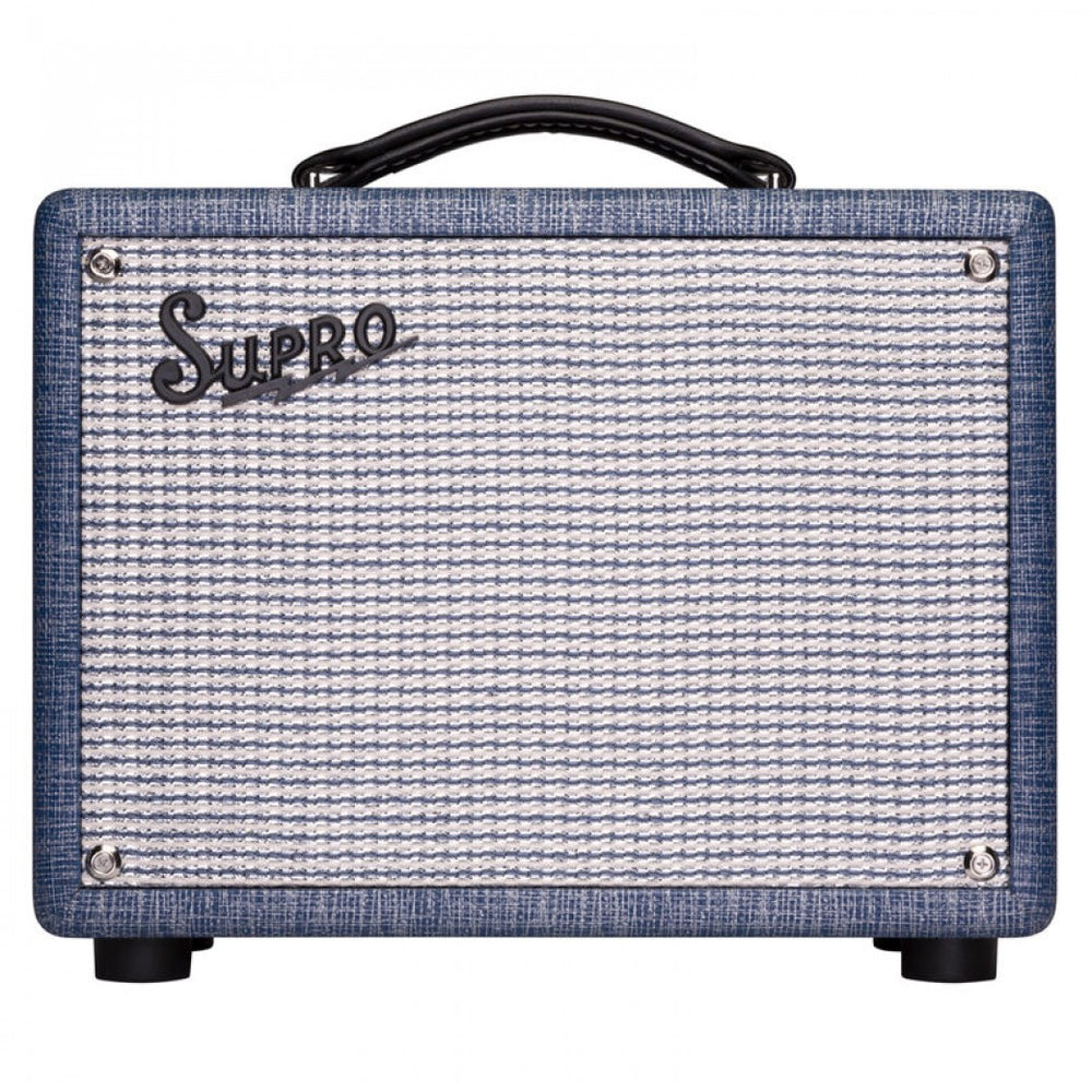 Supro Reverb ~ 1 x 8 5W Tube Amp ~ UK 240V