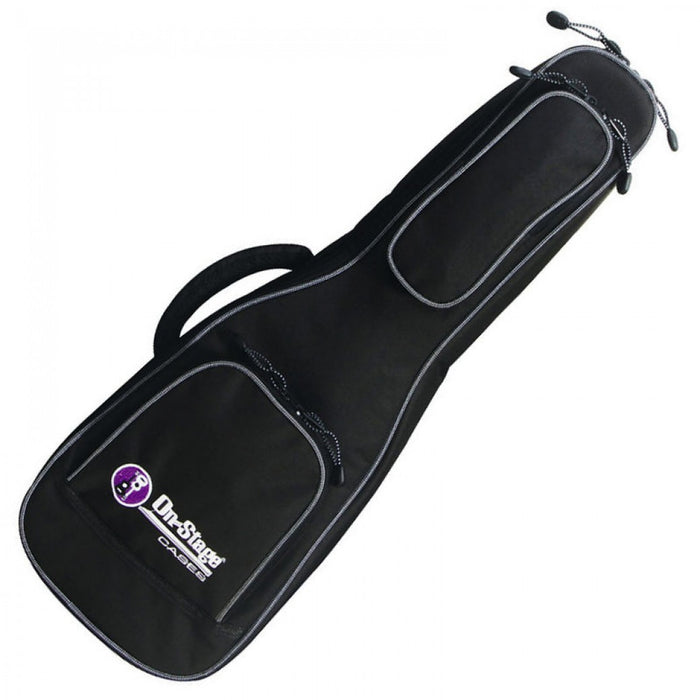 ON-STAGE DELUXE SOPRANO UKULELE BAG