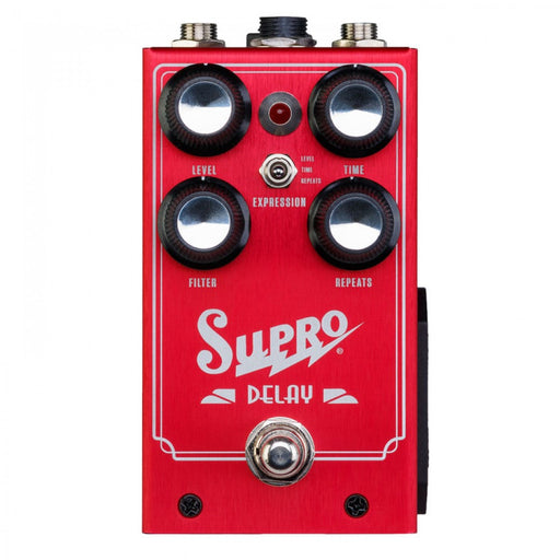 Supro Analog Delay Guitar Effect Pedal