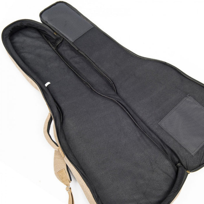 JHS Vintage ~ Acoustic/ Semi-Acoustic Guitar Carry Gig Bag