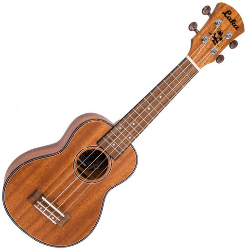 Laka Soprano Acoustic Ukulele & Bag VUS40 - Solid Top