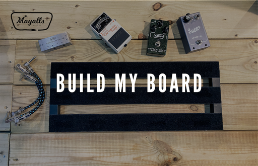 Build My Pedalboard