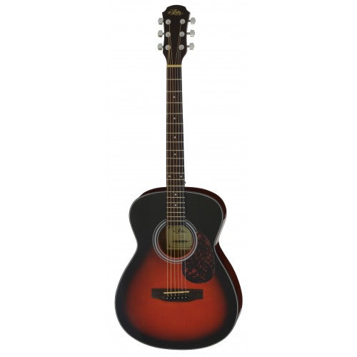 Aria Acoustic Guitar - Brown Sunburst