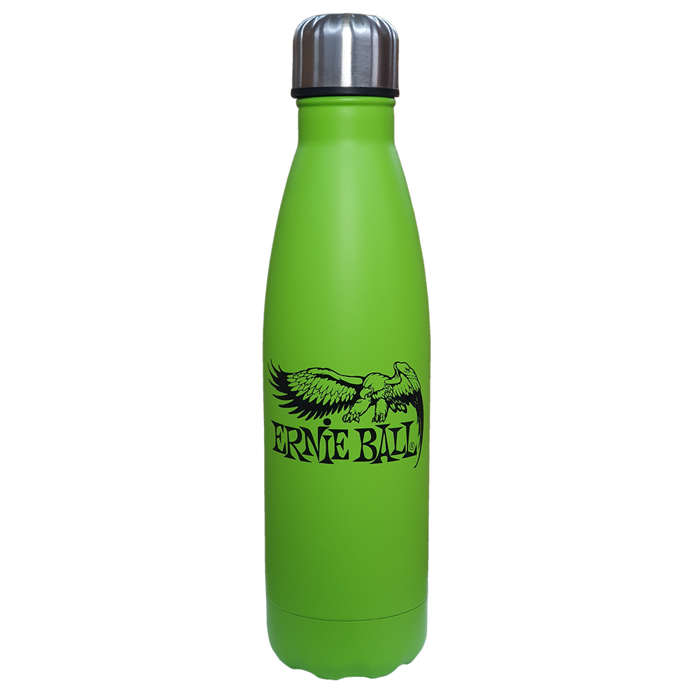 Ernie Ball Water Bottle - Regular Slinky Lime