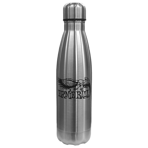 Ernie Ball Water Bottle - Stainless Steel