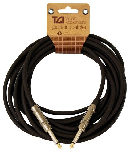 TGI Pro Guitar/Instrument Audio Cable - 10ft