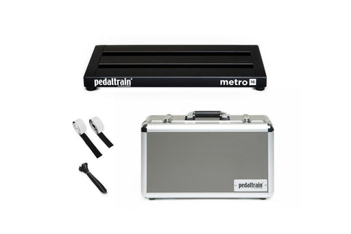 Pedaltrain® Metro 16 Pedalboard with Hard Case